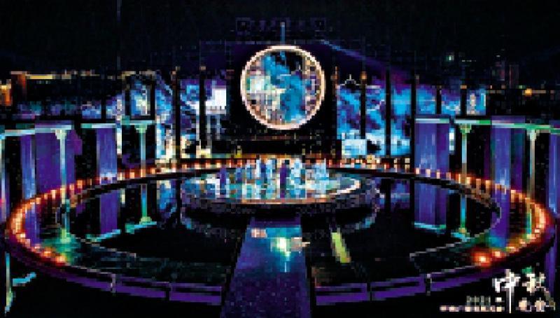 创赢平台:央广电中秋晚会将首次海外同步播出